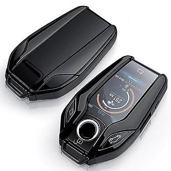 Ed Display Auto Key Cover Case voor Bmw 5 7-serie