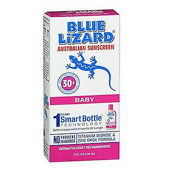 Blue Lizard Australian Sunscreen SPF 30+ Baby, 5 Oz