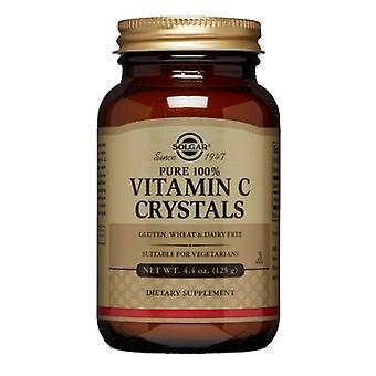 Solgar Vitamin C Crystals, 4.4 oz