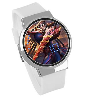 Waterproof Luminous LED Digital Touch Children watch  - Arena Of Valor #76