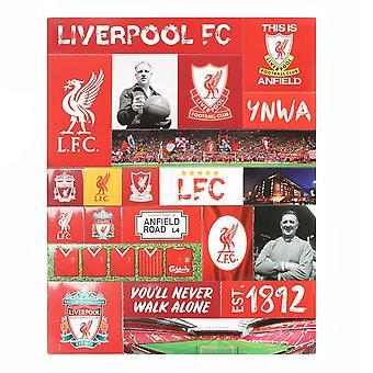 Liverpool FC Kylskåp Magnet Set