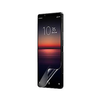 Celicious Matte Flex Anti-Glare 3D Screen Protector Film Compatible with Sony Xperia 1 II [Pack of 3]