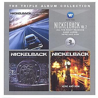 Nickelback - Triple Album Collection Vol 2 [CD] USA import