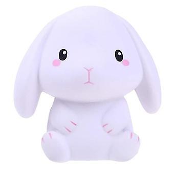 Big Rabbit Squishy- Cute Animal Squishies, Cream Scented Slow Rising Creative