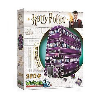 Wrebbit 3D Harry Potter: Knight Bus (280pc)
