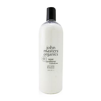 Repair Conditioner For Damaged Hair With Honey & Hibiscus - 1000ml/33.8oz