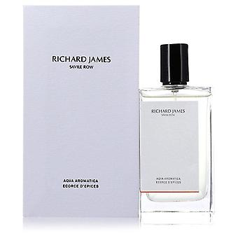 Aqua aromatica ecorce d'epices cologne spray by richard james 104 ml