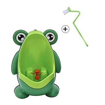 Portable Frog Shape Pottyseats And Urinal For Travel