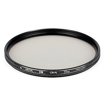 Hoya 72mm hd digital circular polarizing screw-in filter 72 mm