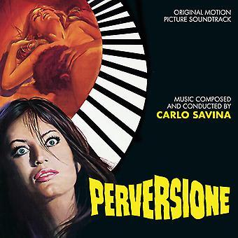 Perversione / Stress / O.S.T. [CD] USA import