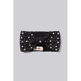 Louche Zina Headband Black