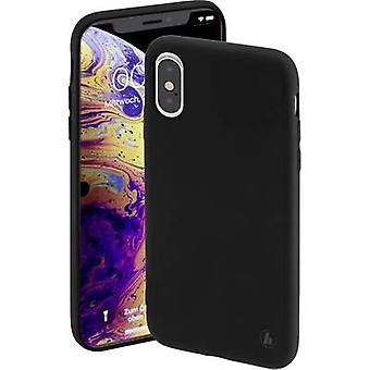 Hama Finest Feel Cover Apple iPhone X, iPhone XS Black