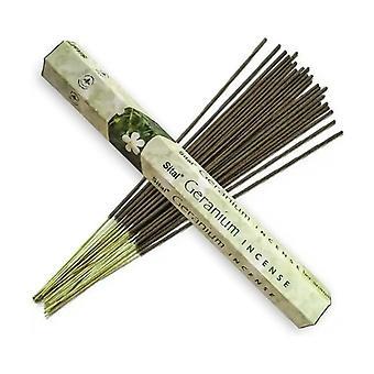 Sital Geranium Incense 20g