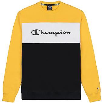 Champion Men's Sweatshirt Crewneck 216198