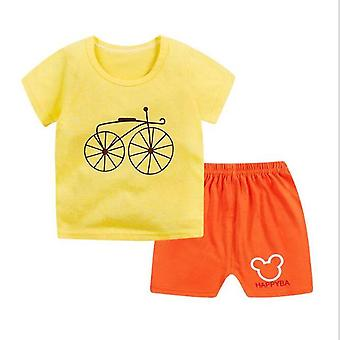 Baby Boys T Shirt And Shorts Design 1