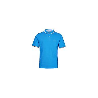 North 56°4 Tall Fit Contrast Collar Polo Shirt