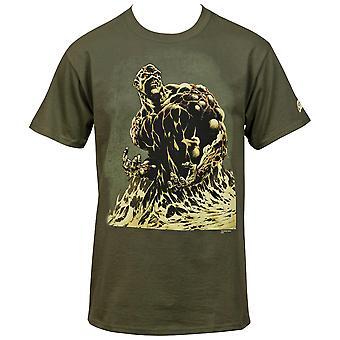 DC Comics Swamp Thing Classic Character T-Shirt