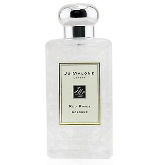 Jo Malone Red Roses Cologne Spray With Daisy Leaf Lace Design (Originally Without Box) 100ml/3.4oz