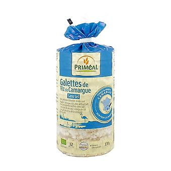 Camargue rice cakes without salt 100% France 130 g