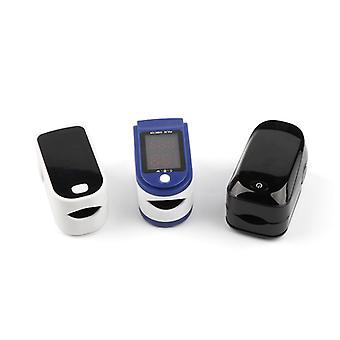 مقطع الإصبع نوع المنزل الأكسجين متر معدل ضربات القلب والنبض كاشف