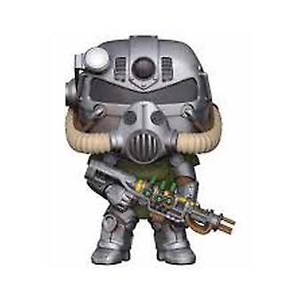 Fallout pop! gry winylu postać power armor