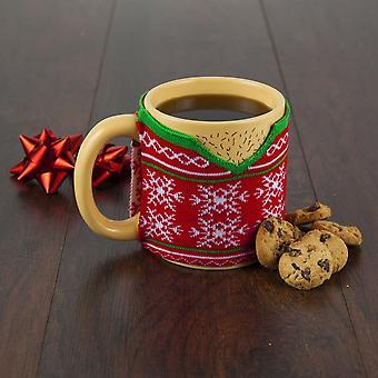 BigMouth Inc. Ugly Sweater Mug