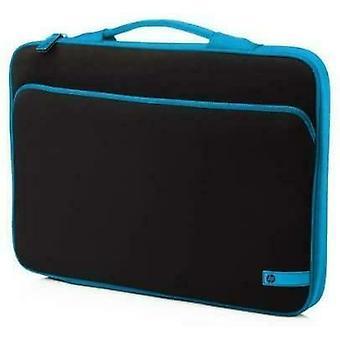 "HP 16"" Notebook Laptop Sleeve - Ocean Drive Blue Neoprene - QB461AA"