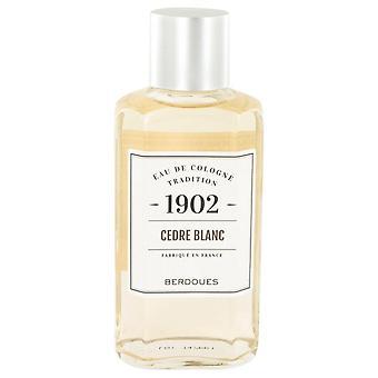 1902 Cedre Blanc Eau De Cologne By Berdoues 8.3 oz Eau De Cologne