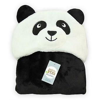 Soft Hooded Animal Baby Bathrobe Vysoce kvalitní dětský ručník Charakter