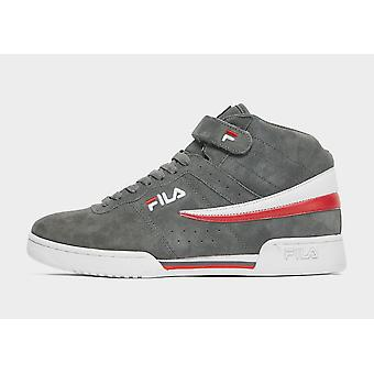 New Fila Men's F13 Classic Trainers from JD Outlet Grey