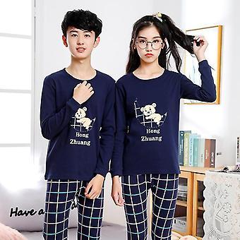 Teini-ikäinen pyjamasetti ( sarja 2)