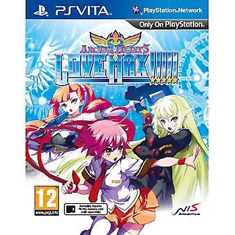 Arcana Heart 3 Love Max!!!!! PS VITA Game