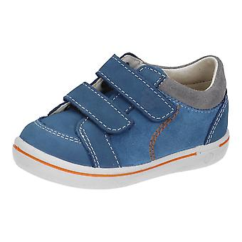 RICOSTA Timmy Trainer Style Shoe Petrol Blue