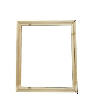 Wood Frame For Canvas Oil Painting And Frame Picture