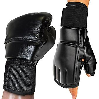Fighting Boxing Sports Leather Gloves