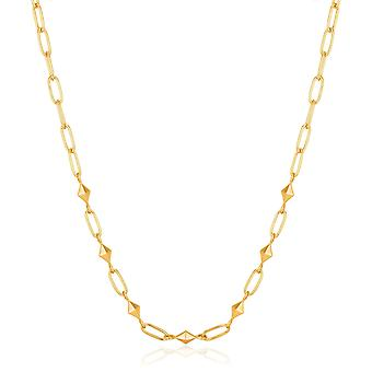 Ania Haie AH N025-03G Spike It Up Women Necklace