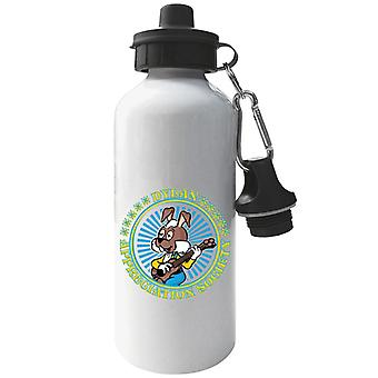 The Magic Roundabout Dylan Appreciation Society Aluminium Sports Water Bottle