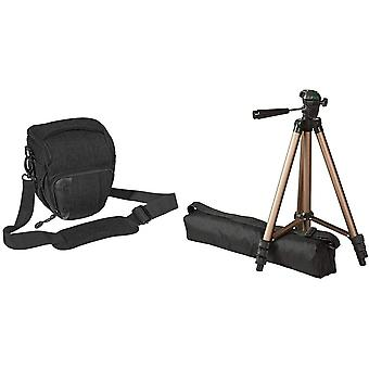 HanFei DSLR-Kameratasche Mode Fototasche fr Spiegelreflexkameras mit wasserdichtem Regenschutz