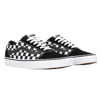 Vans Ward Shoes - Black / True White