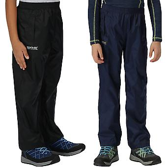 Regaty Dzieci Juniory Pack To Wodoodporny Outdoor Walking Overtrousers