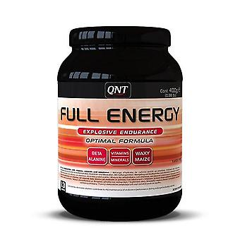 QNT Full Energy Explosive Endurance & Recovery Workout Powder (Punch) - 400g