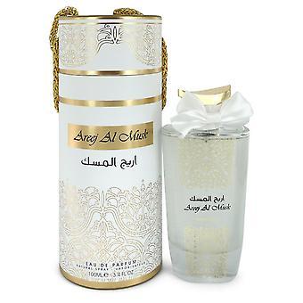 Areej Al Musk by Rihanah Eau De Parfum Spray 3.4 oz