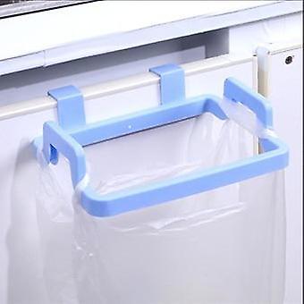 Nytt produkt sammenleggbart kjøkken søppel kan kjøkken skap søppel dør hengende søppel kan bil søppel kan toalett søppel avfall lagring