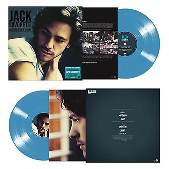 Jack Savoretti - Before The Storm Blue Vinyl
