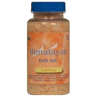 Aloha Bay Organic Bath Salt, Uplifting 6 Oz