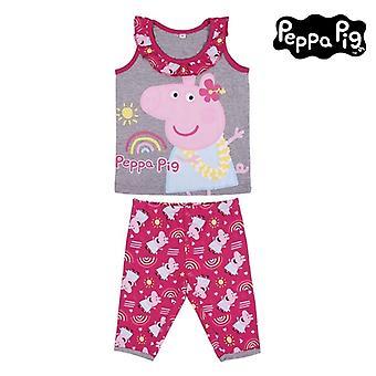 Set kleding Peppa Pig Grey