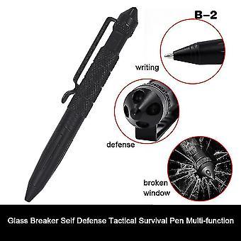 Tactical Pens Glass Breaker Self Defense Tactical Survival Pen Wielofunkcyjny