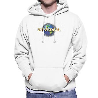 Universal Pictures Logo Herrhuvad Sweatshirt