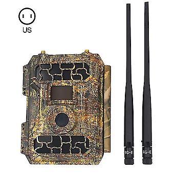 Széles élettartam 4.3cg felügyeleti vízálló kamera ip66 4g digitális vadászat felderítő nyomvonal kamera alkalmazás