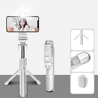 اللاسلكية Selfie عصا بلوتوث متوافق قابل للطي ترايبود مصغرة للهاتف.